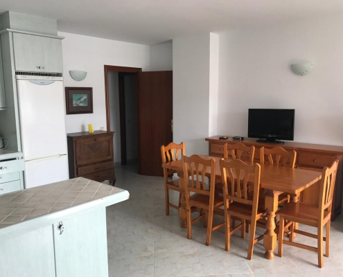 Exklusive Appartements bei Ebro-Fishing